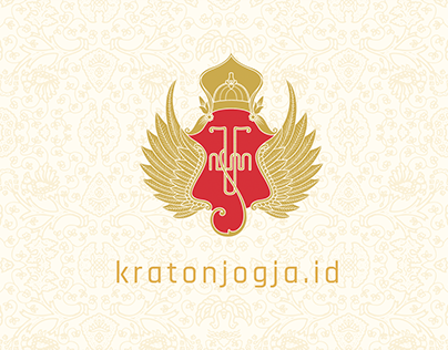 Invitation & Booklet Kraton Jogja's Web Launching Event