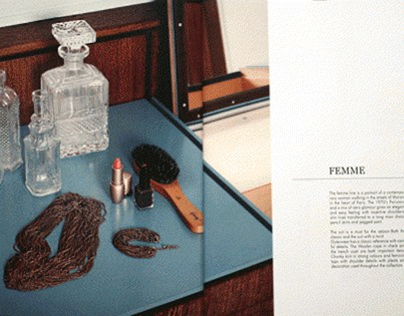 Look Book for SELECTED femme