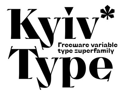 Kyiv*Type, variable superfamily