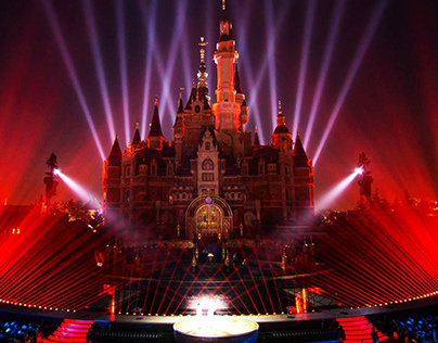 Disney Shanghai Opening Ceremony