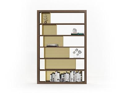 Trasversale Bookcase