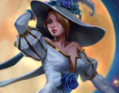 Vainglory: Beawitch Celeste