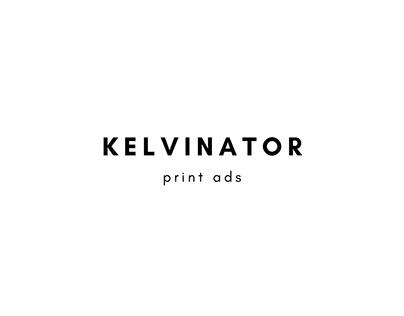 Kelvinator Print Ads