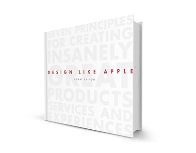 Art Direction for Design Like Apple Book
