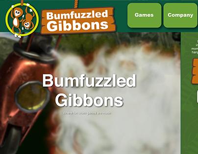 Website Design: Bumfuzzled Gibbons