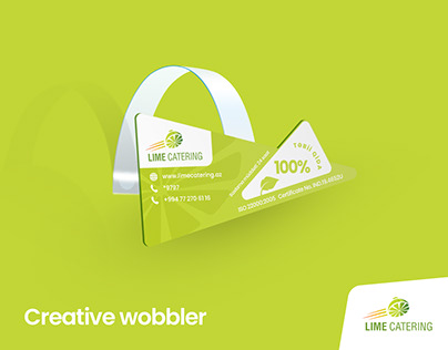 Creative wobbler design