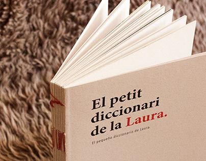 El petit diccionari de la Laura   Editorial