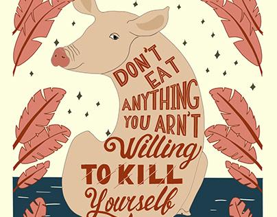 Daily Vegan Reminder