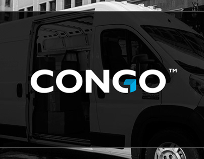 Diseño de Logotipo Congo Logistic