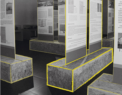 Pauvre de nous / Exhibition / with Violette Delbecke