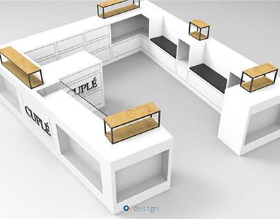 Shop in Shop Cuple v1