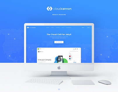 CloudCannon Marketing Website