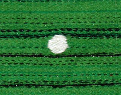 Nature Inspired Weaving