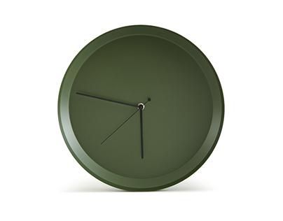 DISH - Wall clock for Atipico