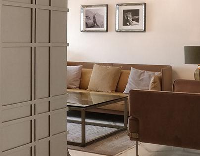 Modern Chic Apartment - Bandra, Mumbai