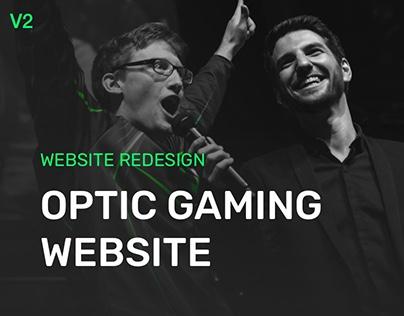 OpTic Gaming, Team & Event Site
