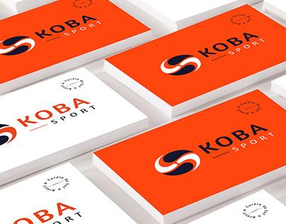 Koba Sport Entertainment | Identidade Visual