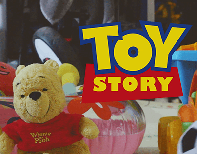 Alternative Toy Story Intro
