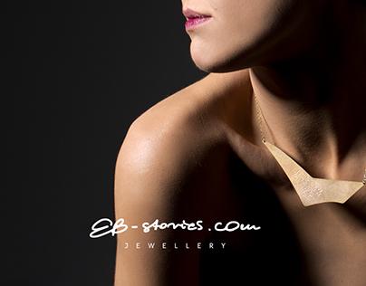EB-STORIES jewellery / branding