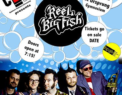 Reel Big Fish Concert Promotions