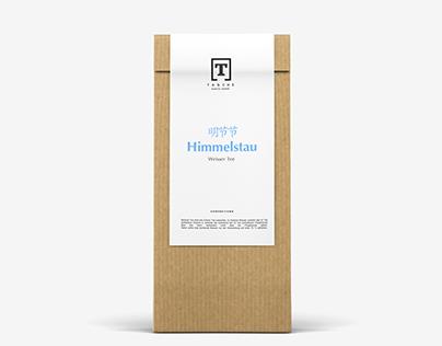 Packaging Konzept - (T)ee Inhalt