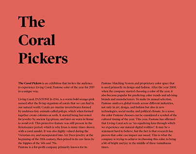 The Coral Pickers