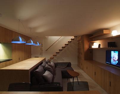 Wilmcote Flat | Interior Design/Lighting Design