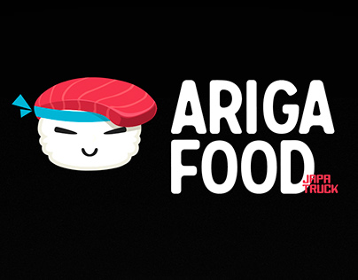 Arigafood | Branding
