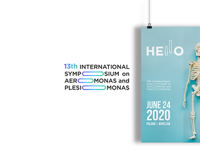 logo & web design for 13th International Symposium