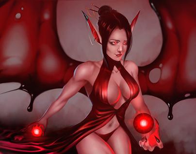 Bloodlust Morgana
