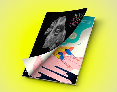 Diagramação // Revista Gauche