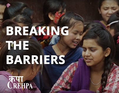 Breaking The Barriers - CREHPA