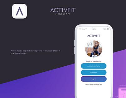 Activefit App