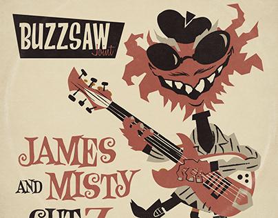 Buzzsaw Joint Cut 7