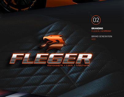 Branding / ilustration / Fleger
