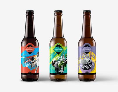 MOKRIBRK Beer