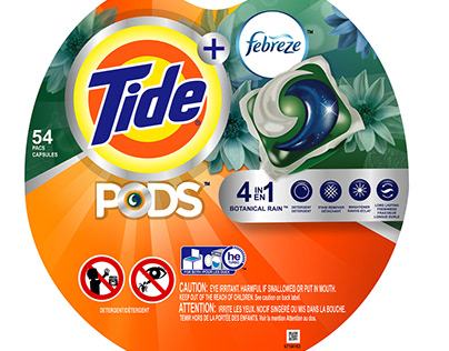 Tide Product Label