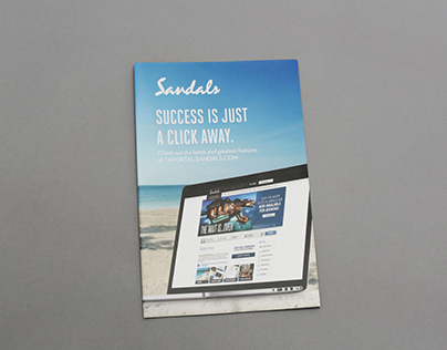 Sandals Travel Agent Portal Benefits Piece
