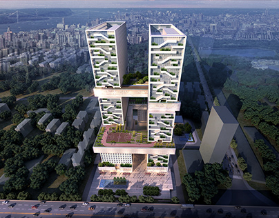 Poly K26 Office Tower | Wuhan | China