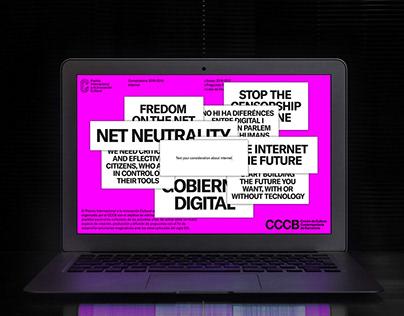 CCCB. Digital Activism
