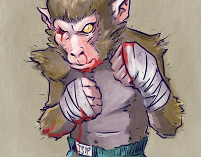 Monkey Punch + Process