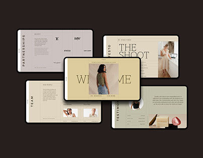 Collective Brand Welcome/Media Kit