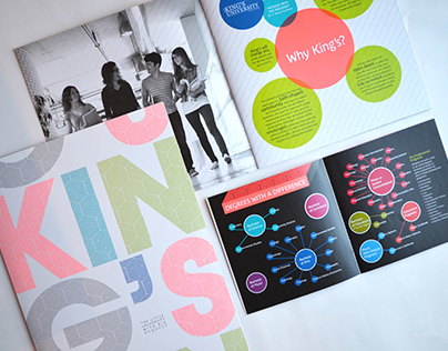 King's University College – Collateral and Ads