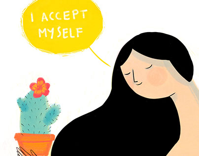 I accept my self