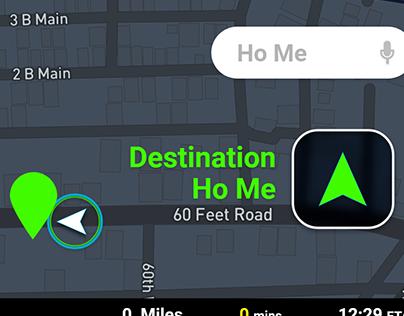 XD automotive navigation