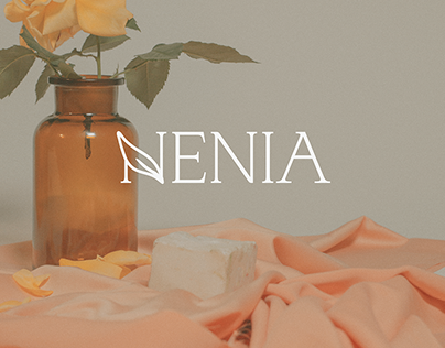 Nenia funeral home branding