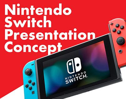 Nintendo Switch Presentation