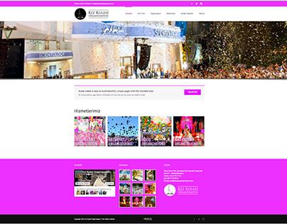 Kız Kulesi Organizasyon Web Site