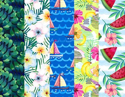 Free summer patterns