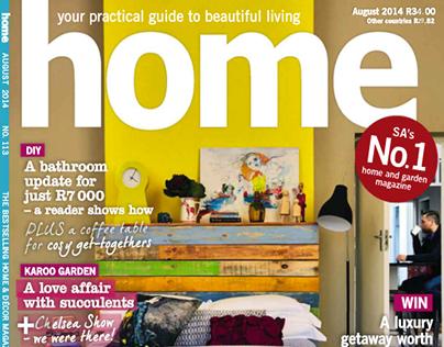Home Magazine   August 2014
